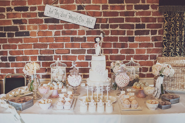 Sweetie Table Wedding Party http://www.annahardy.co.uk/