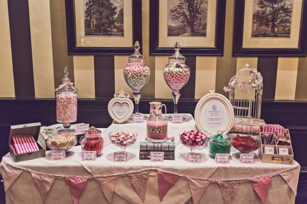 Sweet Table Wedding Http Www Clairepennphotography