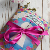 BlueBird Wedding Stationery. In The Hotseat & Win 50 'Save the Date' Cards