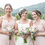 Rustic Country Homemade Wedding