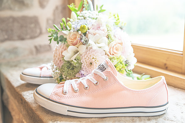 Rustic Country Homemade Wedding Converse http://martamayphotography.co.uk/