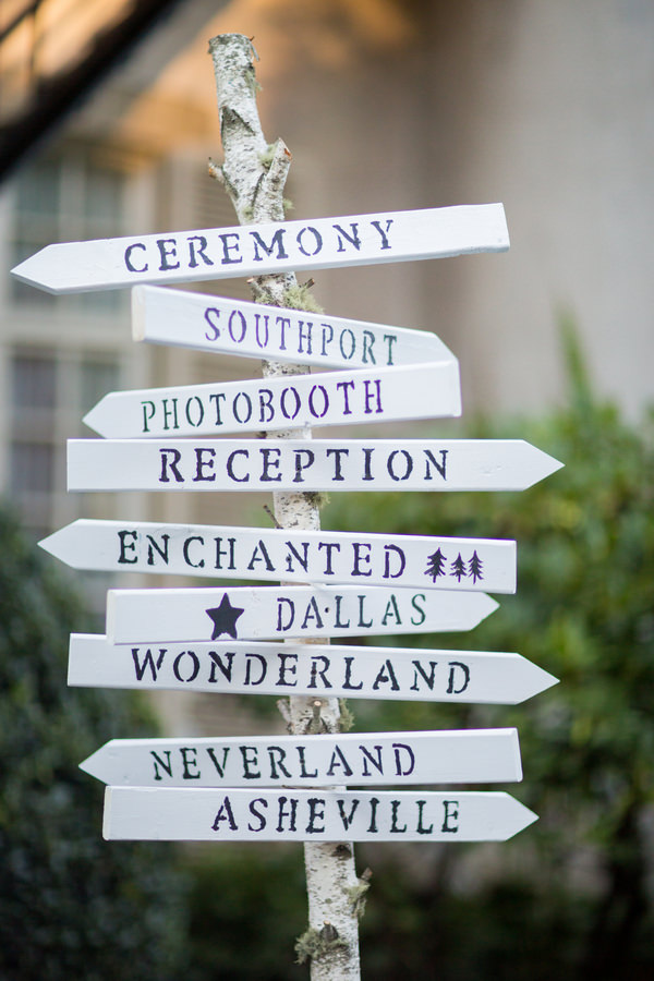 Wedding Direction Sign http://mstudiosri.com/