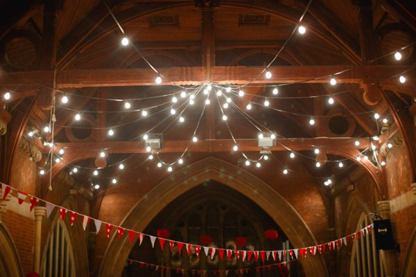 Vintage Circus Wedding Festoon Lights http://www.mikiphotography.info/