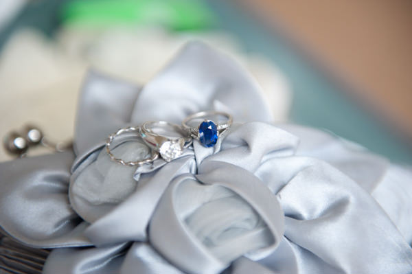 Elegant Art Deco Scottish Highlands Wedding Engagement Ring Saphire http://www.brownsphoto.co.uk/