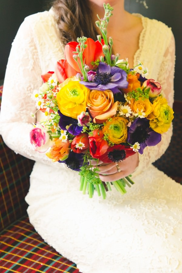 Spring Colourful Wedding Bouquet Http Www Babbphoto Ranunculus Bouquets
