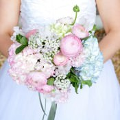 Seasonal Spring Wedding Flowers Ideas
