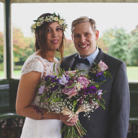 Relaxed Rustic Stylish Wedding http://www.bloomweddings.co.uk/