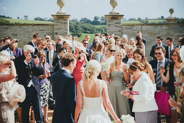 Beautiful Natural Countryside Wedding http://www.benselwayphotography.co.uk/