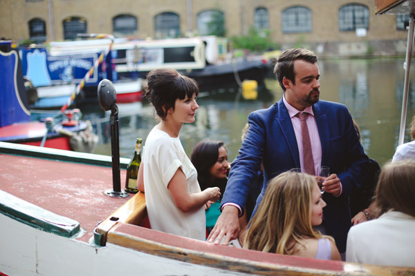 Informal Canal London Museum Wedding http://www.loveohlove.com/