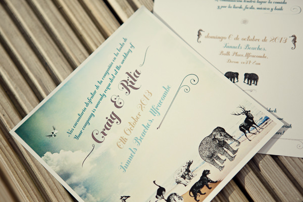 28 Wedding Invitation Ideas From Quirky Pretty to Rustic Unique