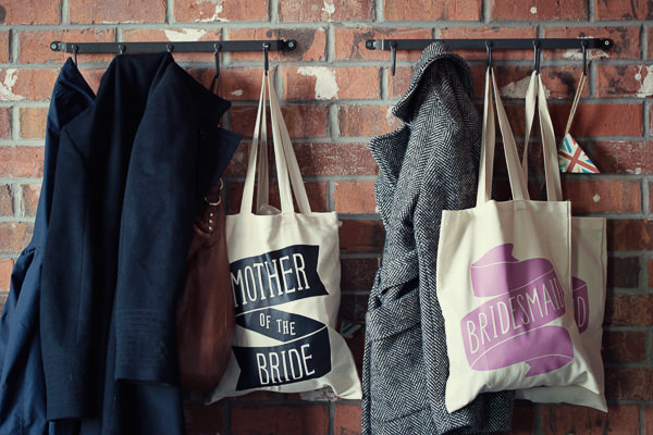 Bridesmaid Gift Ideas Tote Bag http://www.mariannetaylorphotography.co.uk/