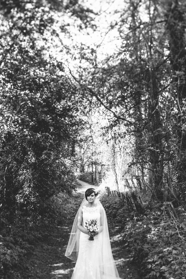 Pink Sage Beautiful Wedding Cathedral Veil Bride Accessory http://luciusfoxphotography.com/blog/