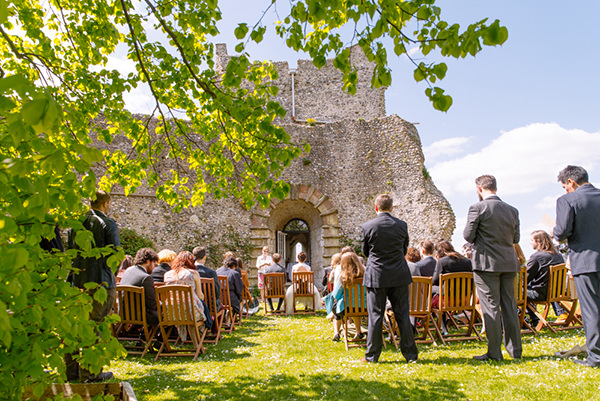 Lewes Castle Homemade Natural Outdoor Castle Wedding http://www.annapumerphotography.com/