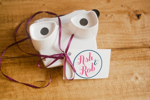 Viewmaster Wedding Save The Dave Invite http://www.babbphoto.com/