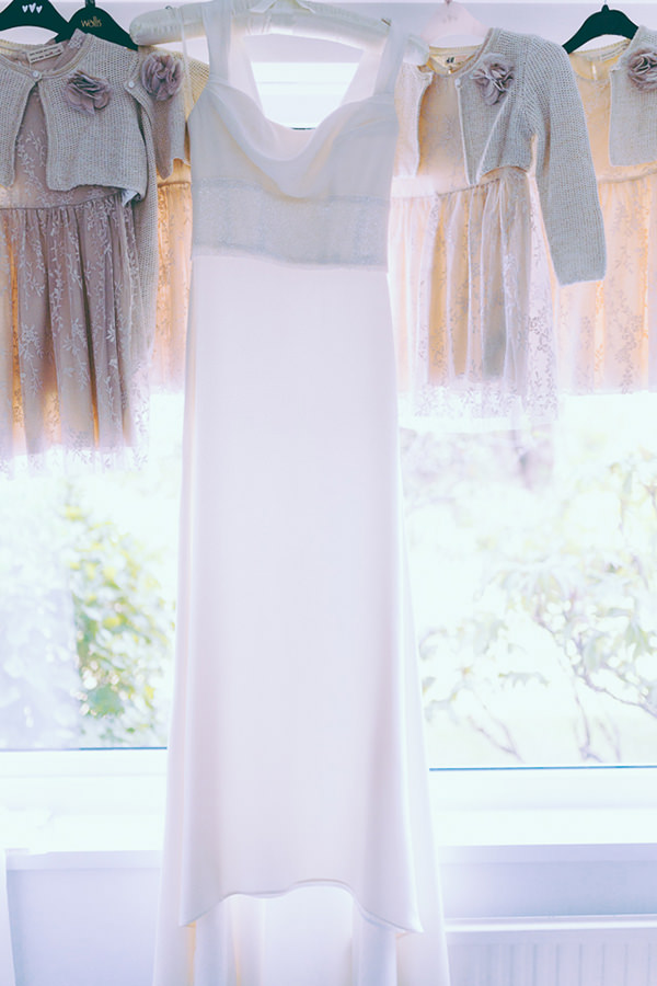 Eclectic Colourful Quirky Village Hall Wedding Suzanne Neville Dress http://missgen.com/
