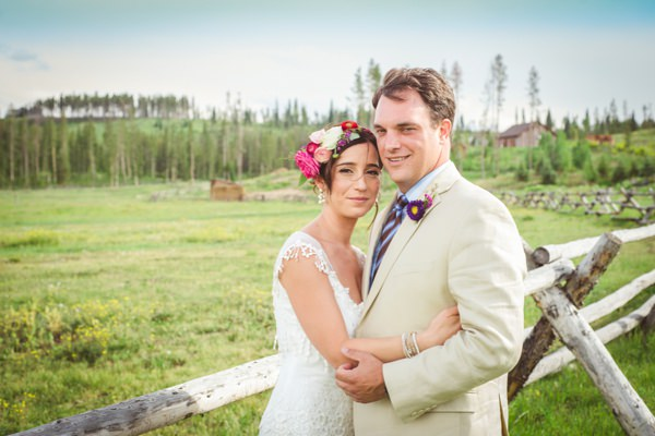 Bohemian Ranch Family Colorado Wedding http://fromthehipphoto.com/