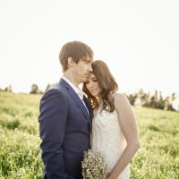 Organic Farm Stone Circle Wedding http://www.kat-hill.com/