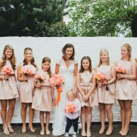 Coral Afternoon Tea Wedding http://www.daleweeksphotography.co.uk/
