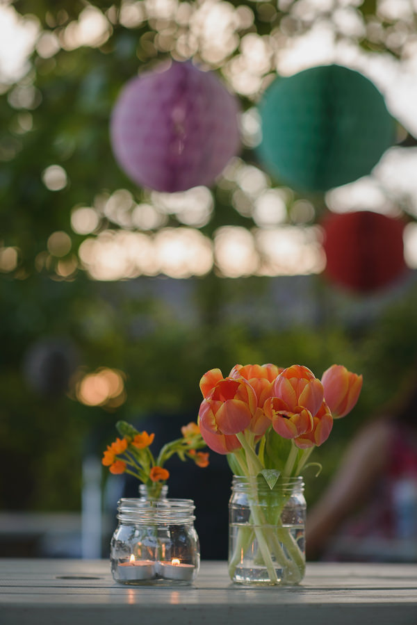 Coral & Green Rustic Wedding http://www.riamishaal.com/