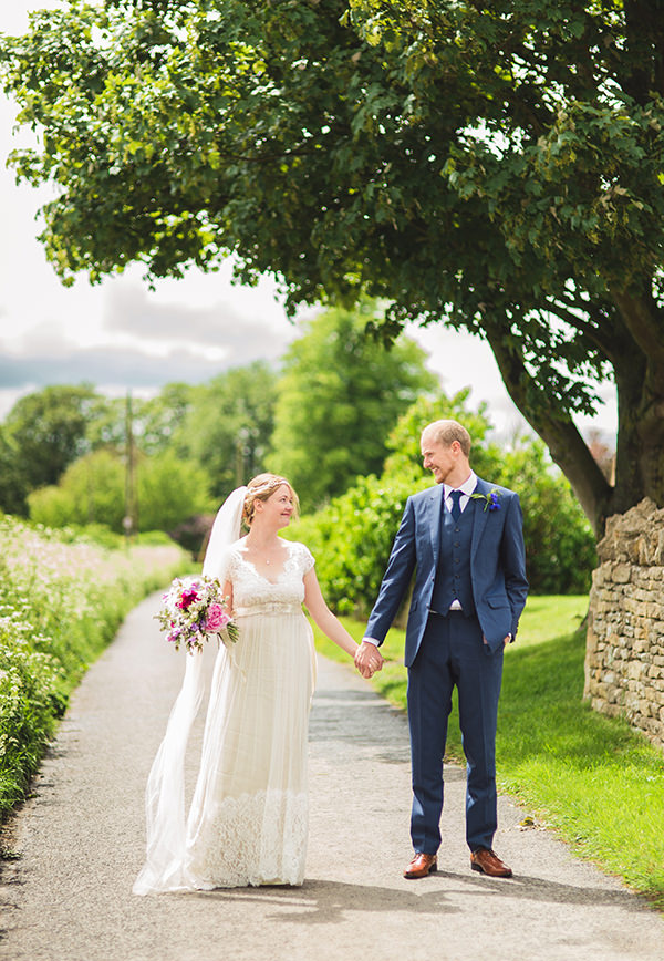 Country Folksy Pre-Raphaelite Inspired Wedding