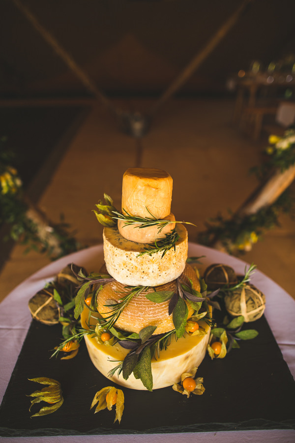 English Country Garden Downton Abbey Wedding Cheese Tower Stack http://www.s6photography.co.uk/