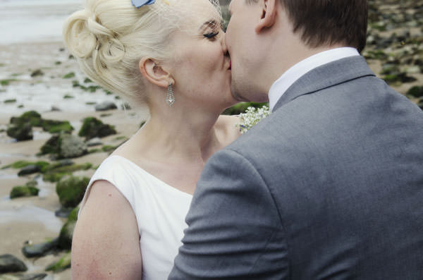 1950s Seaside Wedding http://www.amyradcliffephotography.com/
