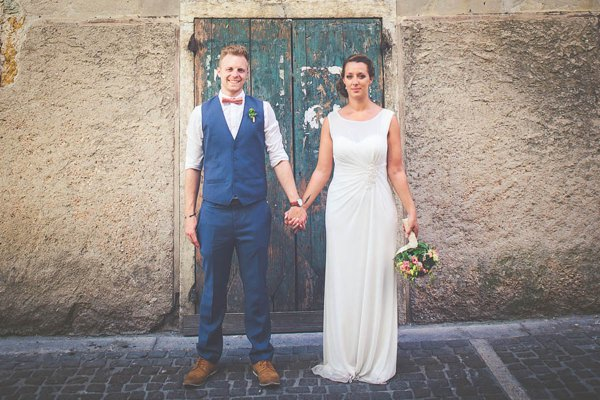 Coral Lake Garda Destination Wedding