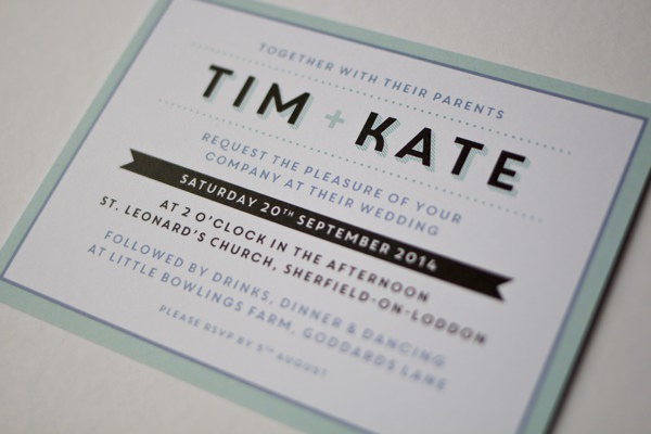 The Bride Diaries. Katy's DIY Wedding Invitations & Disney Hen Do