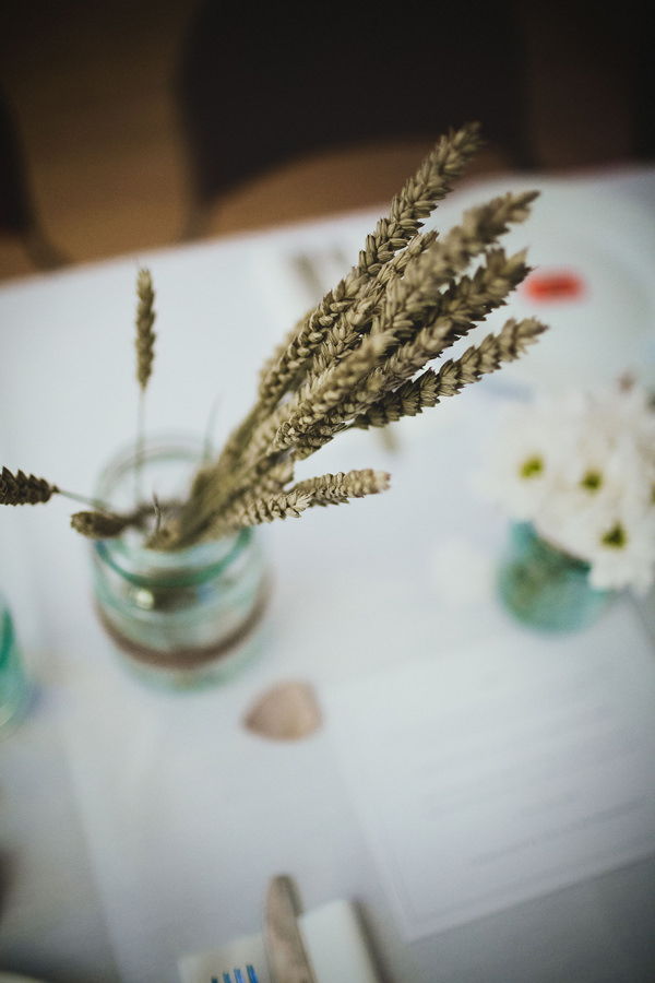 Eclectic Quirky Wedding Wheat http://www.claudiarosecarter.co.uk/