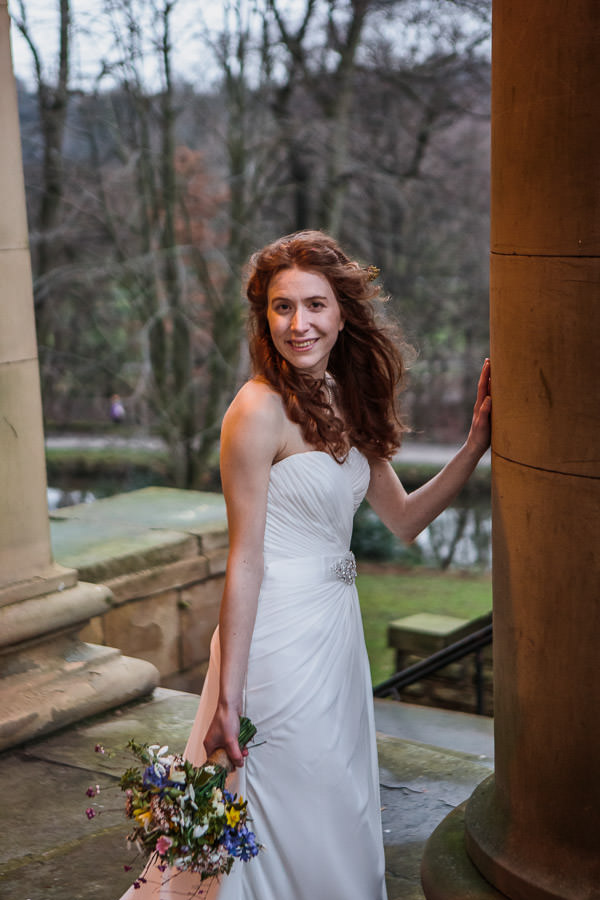 Rustic Cosy Wedding Maggie Sottero Bride http://www.tierneyphotography.co.uk/
