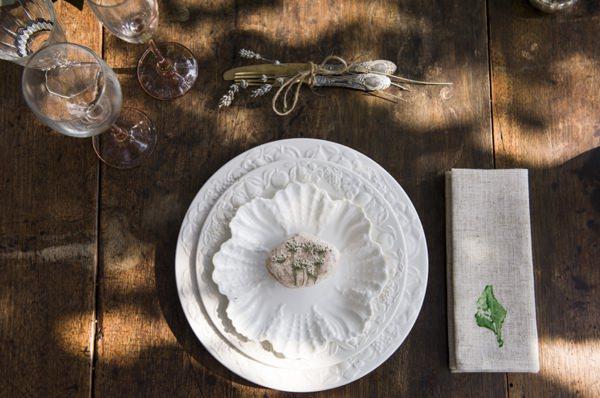 Ethereal Woodland Wedding Ideas Place Setting China http://www.careysheffield.com/