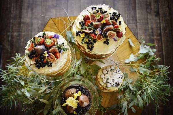 Ethereal Woodland Wedding Cake Table Ideas http://www.careysheffield.com/