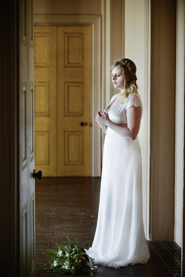 Blossom by Belle & Bunty Wedding Dress Pretty Natural Bohemian Bridal Bride http://www.careysheffield.com/
