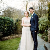 Twinkling Romantic Art Deco Glamour Wedding http://www.annkathrinkoch.com/