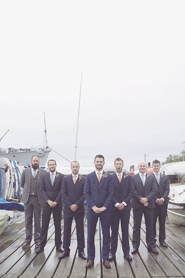 Quirky Nautical Warship Wedding Blue Suit Groom  http://www.nataliejweddings.com/