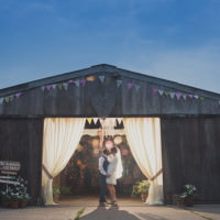 Fun Crafty Country Farm Wedding http://karibellamy.com/