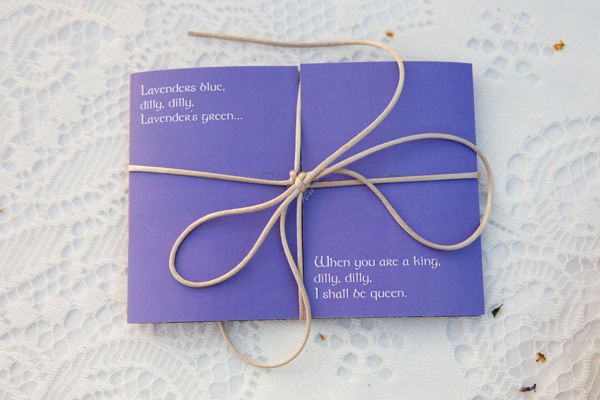 Summer Lavender Wedding Ideas http://www.annemarieking.co.uk/