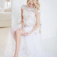 Acela Blue (Lifestyle)- The Wedding Garter Co
