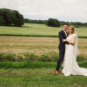 English Eccentric Mix & Match Wedding