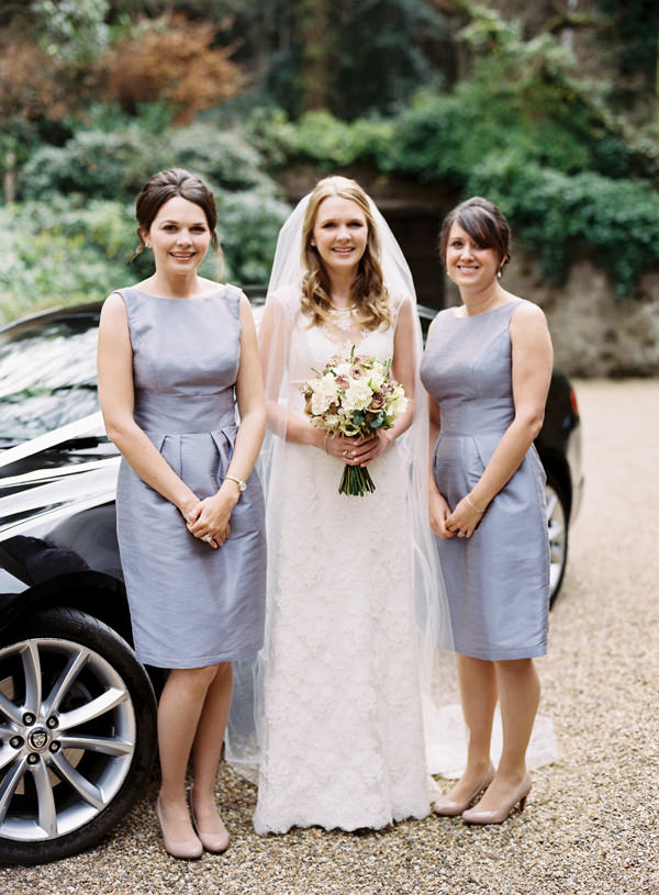 Pretty Relaxed Beautiful Traditional Wedding Lilac Bridesmaids http://www.victoriaphippsphotography.co.uk/