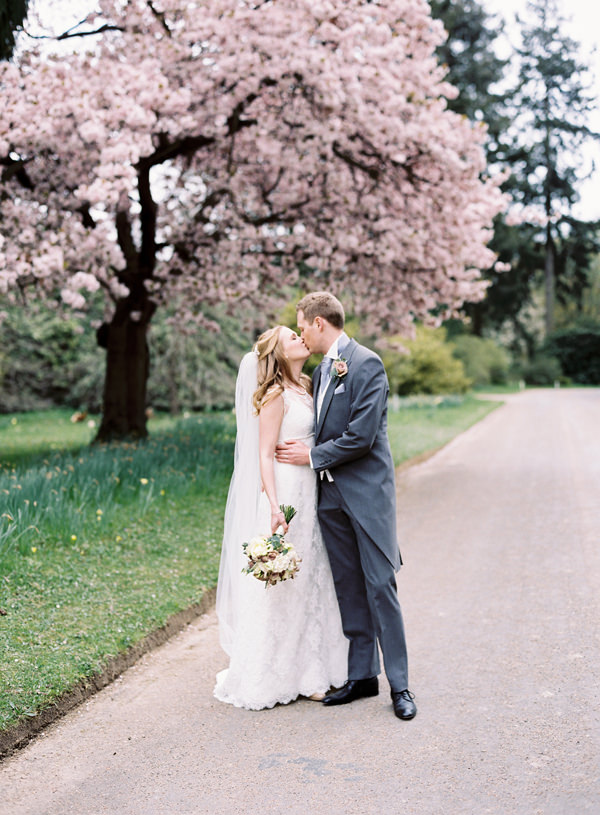 Pretty Relaxed & Beautiful Traditional Lilac Wedding