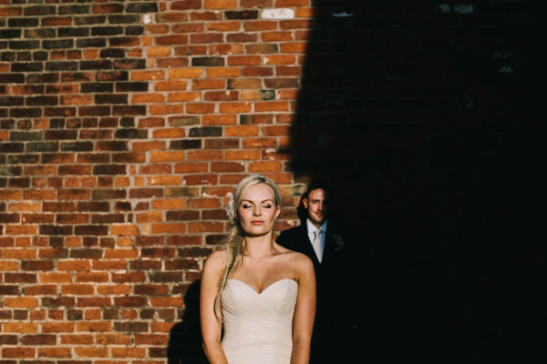 Stylish White DIY Floral Filled Barn Wedding http://www.chrisbarberphotography.co.uk/