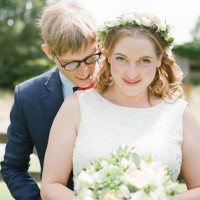 Whimsical Made With Love Wedding Holiday http://rosieanderson.co.uk/