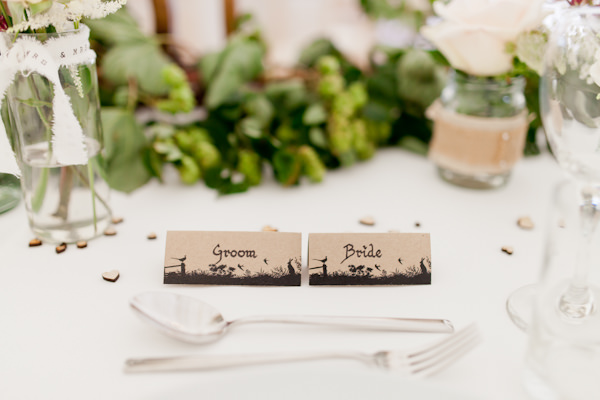 Country Rustic Home Farm Wedding Nature Place Names http://www.whitestagweddings.com/