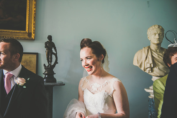 Chic & Sophisticated Marquee Wedding in Northern Ireland | Whimsical ...