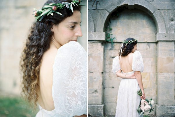 Beautiful Summer Provence Flower Wedding Ideas Vintage Bride  http://www.brittspring.com/