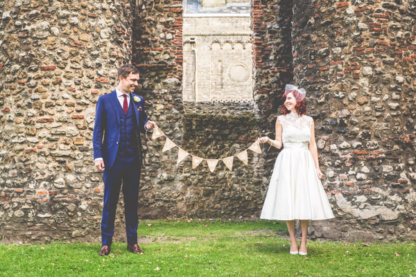 Sweet Hand Made Garden Party Wedding