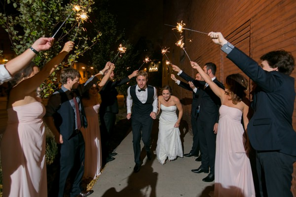 Simple Elegant Black Tie Minnesota Wedding Sparklers http://www.erinjohnsonphotoblog.com/