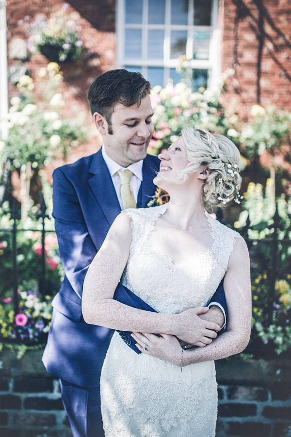 Happy Chic & Colourful Wedding in Liverpool