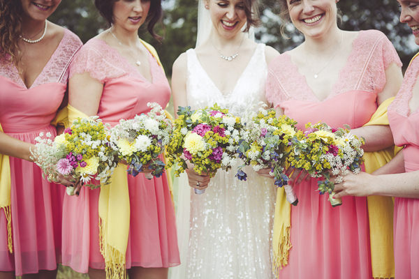 Woodland Farm Glamping Festoon Light Wedding http://www.mybeautifulbride.co.uk/